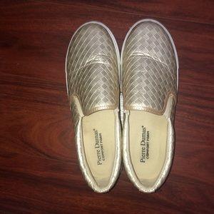 Pierre Dumas Slip On Sneakers